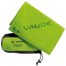 VAUDE Sports II - Serviette de bain - S vert